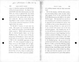 Great Britain, Account of Captain Henry Foster RN taking possession of Hoseason Island