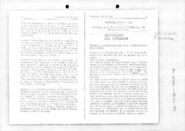 Decree-law no. 1,230 providing for the division of regions of the country into provinces (extracts)