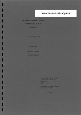 Thirteenth Antarctic Treaty Consultative Meeting (Brussels), documents, English series volume I