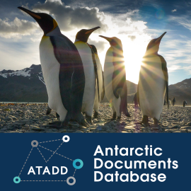 Go to Antarctic Documents Database