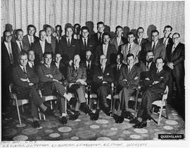 Group photograph, Queensland Conference
