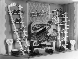 Cadbury boxed chocolate display
