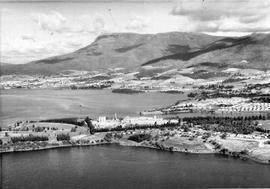 Derwent River and Cadbury Factory