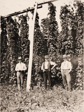 Hop growers
