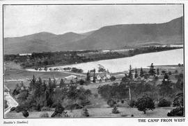 Claremont Military Camp from West