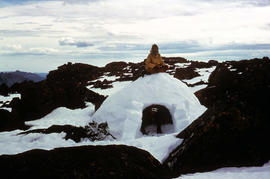 Igloo at Mount Field West