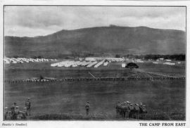 Claremont Military Camp from East