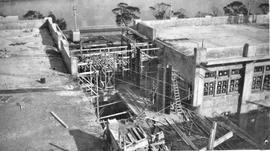 Cadbury Factory Under Construction