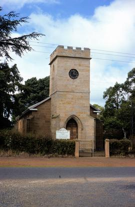 St Lukes Presbyterian Church at Bothwell