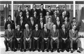 Representatives Conference Claremont October, 1963