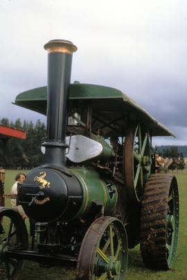 Aveling & Porter Traction Engine