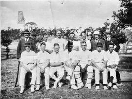 Combined Cadbury and Claremont Cricket Clubs