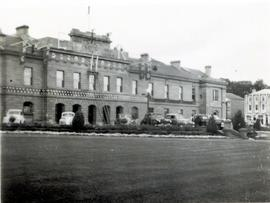 Decoration on Tasmanian Parliament House