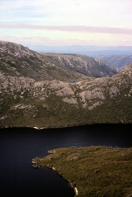 Lake Hanson near Cradle Mountain