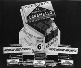 Caramello Block display
