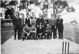 Cricket team
