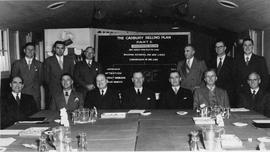 Senior Representatives Conference Claremont 11th-15th October, 1954
