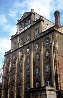 Facade of Cascade Brewery