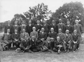 Sales Conference at Claremont 1922