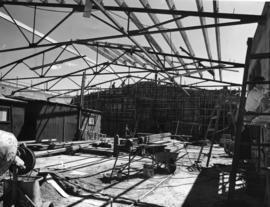 Construction of flour room