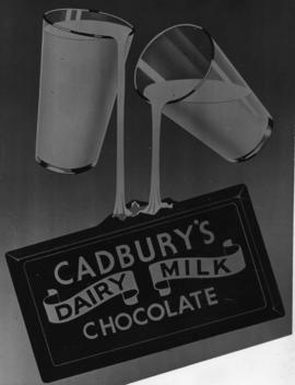 Cadbury chocolate advertisement