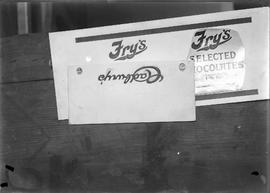 Artwork of logo for Fry's Selected Chocolates
