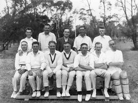 Representatives Cricket Team, Cadbury 1927