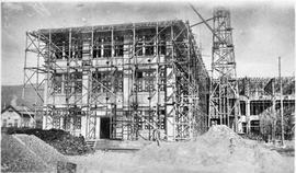 Block 2 of Factory under construction