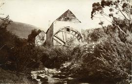 Water mill on New Town Rivulet