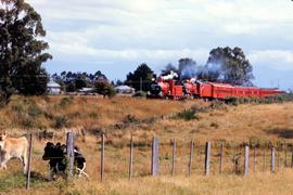 Centenary Train at Perth