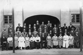 Group photograph, Cadbury Factory