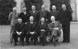 Attendees of Conference, November 1948