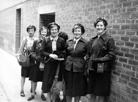 Guides in 1950s