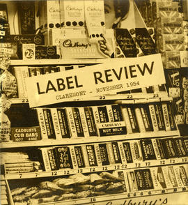 Label review of Cadbury products