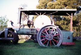 A & P Roller at Franklin House