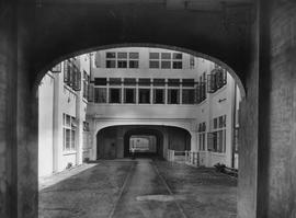 Internal Courtyard, Cadbury Factory