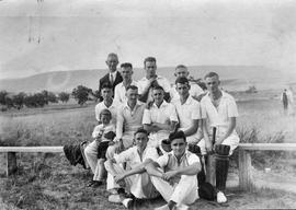 Youth Cricket Team at Gretna