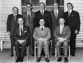 Depot Managers Conference Claremont July, 1961.