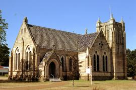 St Michaels Anglican Church, Bothwell
