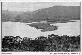 Claremont Military Camp from Mount Direction