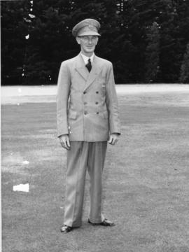 Cadbury driver in uniform