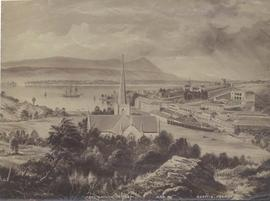 Port Arthur in  1847