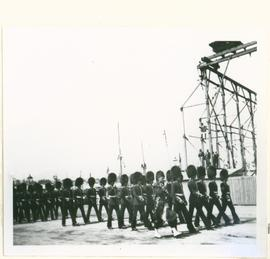 Contingent of guardsmen