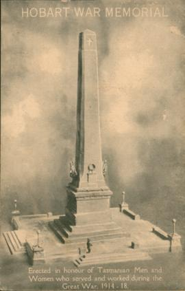 War Memorial, Hobart
