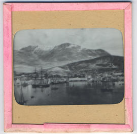 Hobart Town, Van Diemen's Land from the Harbour