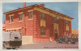 Municipal Hall, Huonville