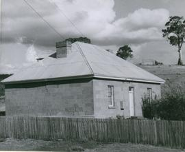 Photograph of house on road to Windsor Park