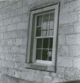 Photograph of window at Strathelie