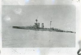 Battleship  - Queen Elizabeth at Lemnos