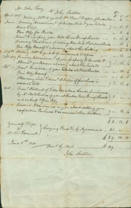 Account : June 1818